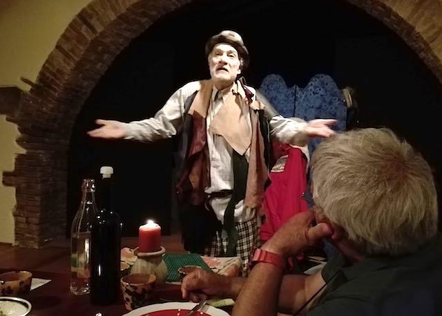 La notte delle streghe all'Osteria da Shakespeare