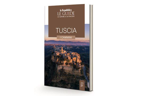 """Nuova Guida di Repubblica. """"Tuscia. I Cammini"""" per un turismo lento e all'aria aperta"""
