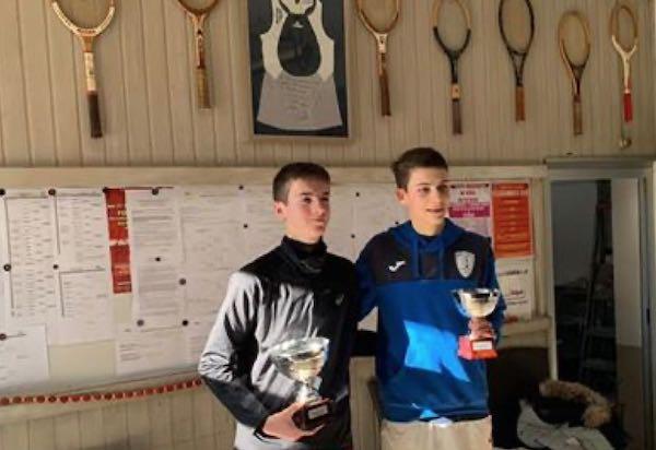 Borgogni, Severini e Crociani conquistano il Torneo di Tennis