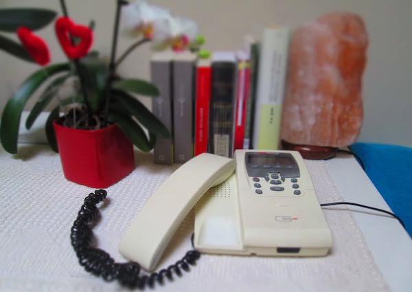 Biblioteca a domicilio e letture al telefono per grandi e piccini