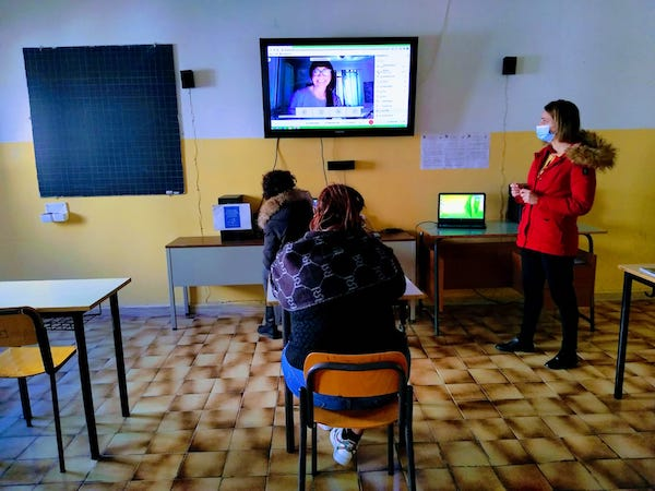 """Covid-19, educazione alla salute con il progetto """"Ci-Pro-Scuola"""""""