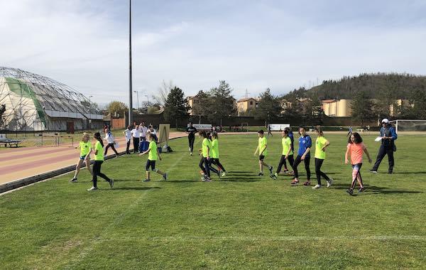 Oltre 400 atleti per il via alla stagione dell'Atletica Libertas Orvieto