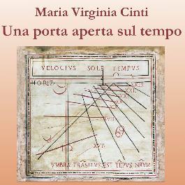 """Domenica a Porano Maria Virginia Cinti presenta il suo libro """"Una porta aperta sul tempo"""""""