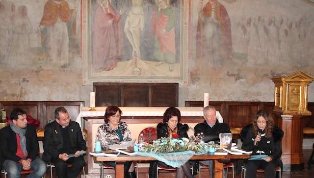 """Successo per la mostra """"Omaggio a Francesco"""" e il libro """"Dialoghi nell'Immenso"""""""