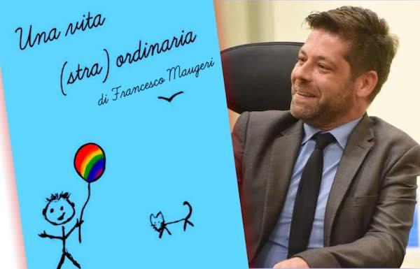 """Francesco Maugeri presenta il libro """"Una vita (stra)ordinaria"""""""
