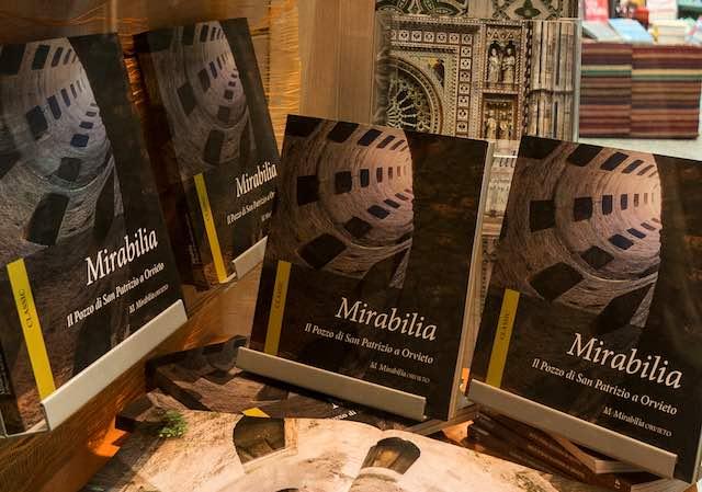 Primi consensi per la nuova guida Mirabilia sul Pozzo di San Patrizio ad Orvieto