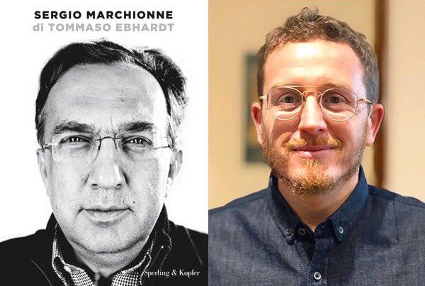 """Tommaso Ebhardt presenta il libro """"Sergio Marchionne"""""""