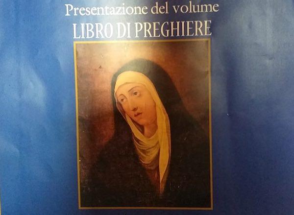 """Nella Chiesa di Santa Maria della Concezione si presenta """"Libro di Preghiere"""""""