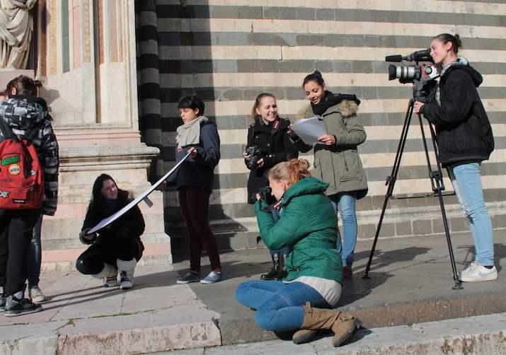 Il Liceo Artistico di Orvieto ospite al Sottodiciotto FilmFestival di Torino
