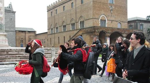 Il Liceo d'Arte di Orvieto alla scoperta del romanico francese