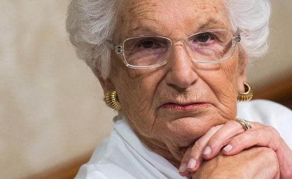 Il Consiglio Comunale conferisce la cittadinanza onoraria alla senatrice Liliana Segre