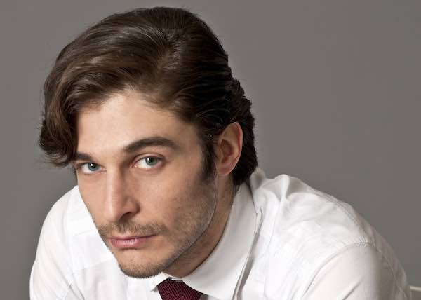 "Lino Guanciale al Teatro ""Lea Padovani"" con ""Itaca...il Viaggio"""