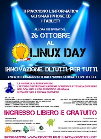 Giornata dedicata al software libero ed open source