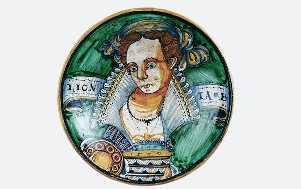 La Ceramica d'Amore al Museo della Ceramica della Tuscia