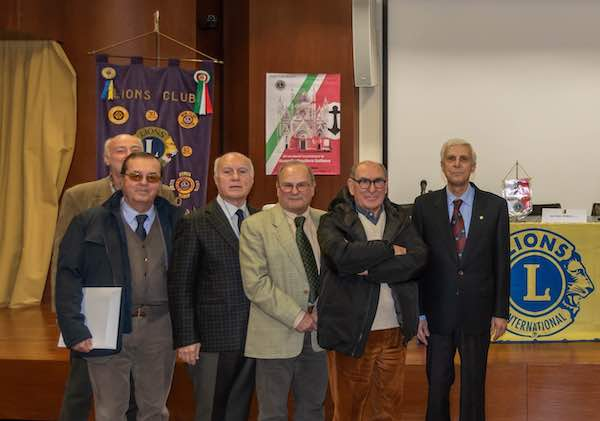 """We Serve"". Il Lions Club Orvieto si mobilita per fronteggiare l'emergenza"