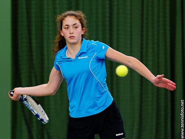 Torneo Nazionale Open di Tennis, tutto facile per Lisa Piccinetti