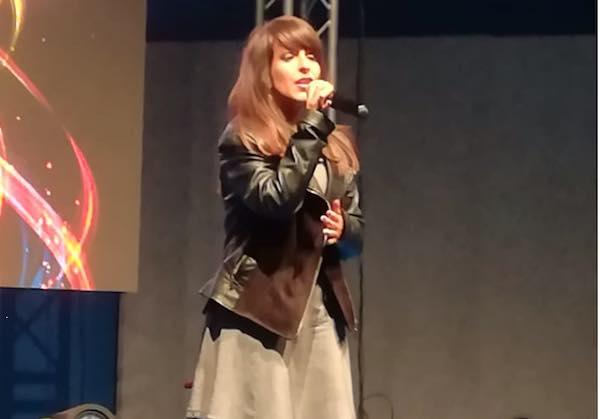 """Lisa Celeste, prima classificata nella categoria Lirico Pop a """"Il Cantagiro 2019"""""""