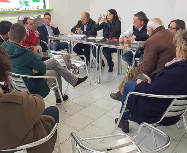 """La lista """"fresca e rinnovata"""" del Pd si presenta a Ciconia"""