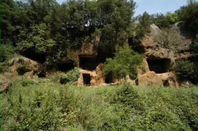 """""""Tombe e Monumenti rupestri dell'Etruria meridionale interna: VI – I sec. a.C."""""""