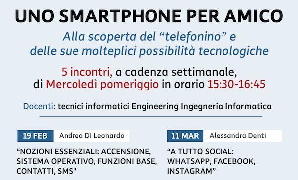 Engineering con l'Unitre alla scoperta dello smartphone