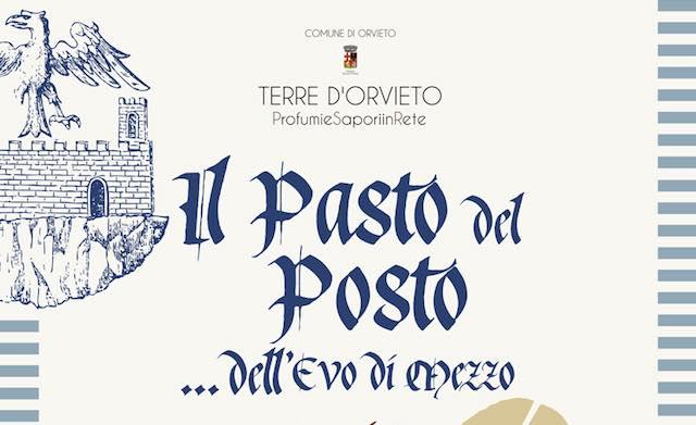 """""""Il Pasto del Posto...dell'Evo di Mezzo"""". Degustazioni gratuite a Palazzo dei Sette"""