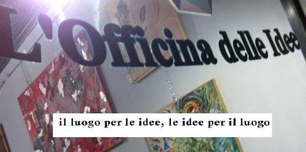 L'Officina delle Idee, al via i laboratori artistici di disegno e pittura
