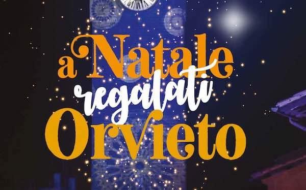 """""""A Natale regalati Orvieto"""" tra musica, arte e tradizione"""