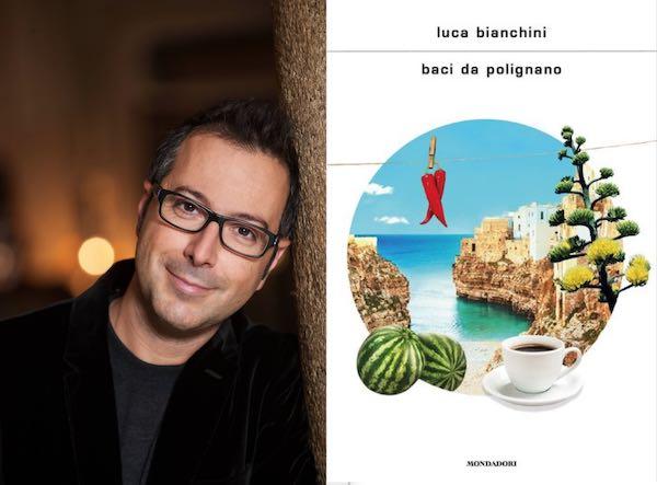 """Al Palazzo della Corgna Luca Bianchini presenta """"Baci da Polignano"""""""
