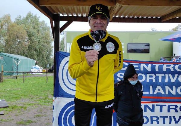 Luca Dottarelli: tre gare, altrettanti podi