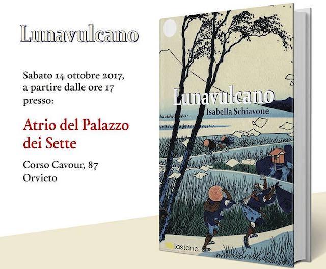 """Isabella Schiavone presenta il romanzo """"Lunavulcano"""""""