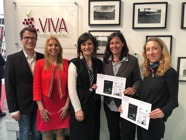 """""""Made Green in Umbria"""" riceve al Vinitaly l'etichetta di sostenibilità viva"""