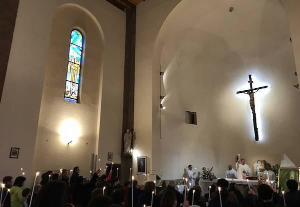 Orvieto Scalo onora la Madonna di Lourdes