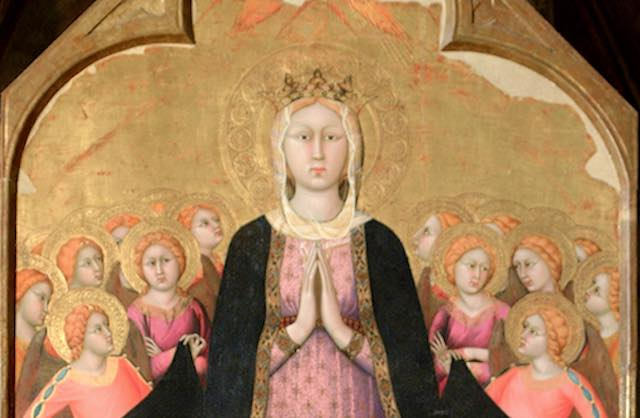 Lezione aperta sulla Tavola della Madonna dei Raccomandati e la Confraternita da cui prende il nome