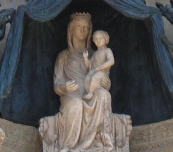 """L'Opera del Duomo e la Fondazione CRO orgogliose della ricollocazione della Maestà: """"Quella copia è stata eseguita a regola d'arte"""""""
