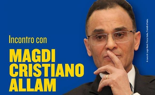 Terrorismo, sicurezza e immigrazione. Incontro a Orvieto con Magdi Allam