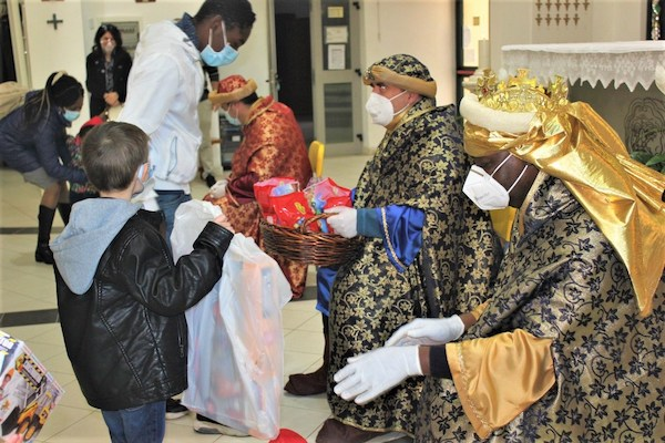 "Lions Terni Host: ""Una Befana speciale per tanti bambini"""