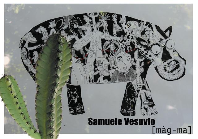 A La Serpara, apre i battenti la personale di Samuele Vesuvio
