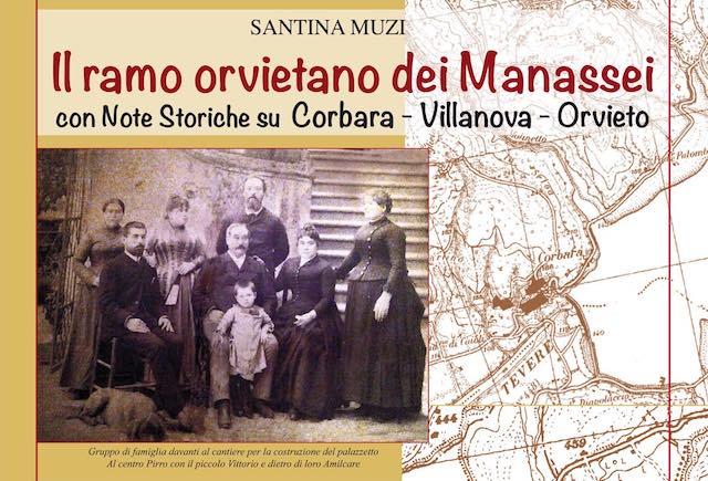 "Santina Muzi presenta il libro ""Il ramo orvietano dei Manassei"""