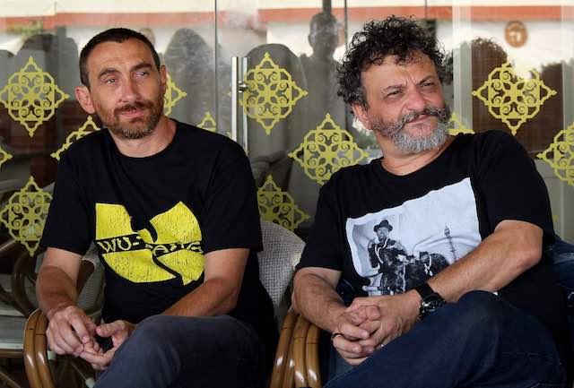 """Premio ai Manetti Bros. al quinto Festival del Cortometraggio """"Filoteo Alberini"""""""