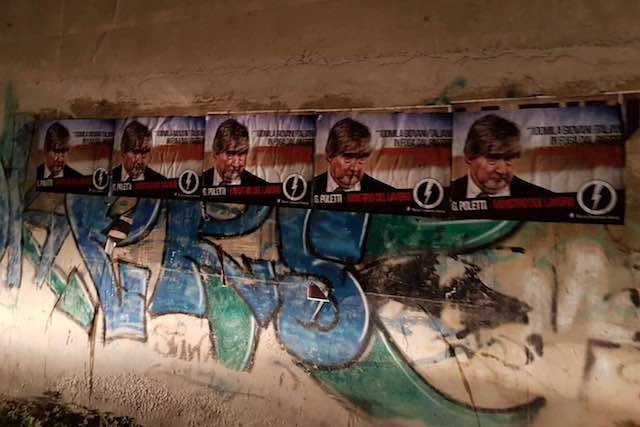 Blocco Studentesco: in tutta l'Umbria striscioni e manifesti contro il ministro del lavoro