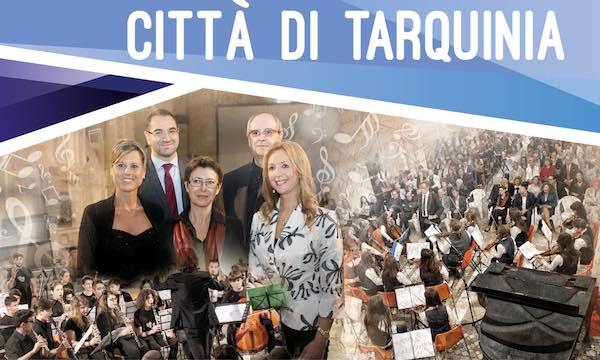 """Iscrizioni da tutt'Italia per il Concorso Musicale Internazionale """"Città di Tarquinia"""""""