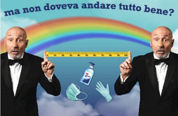 """Maurizio Battista torna in scena con """"Ma non doveva andare tutto bene?"""""""