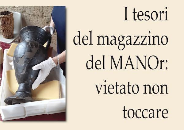 """""""I tesori del magazzino: vietato non toccare!"""""""