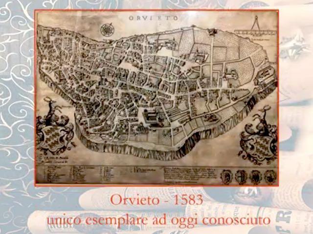 In mostra a Civitella del Lago due rarissime stampe ritraenti Orvieto e Amelia