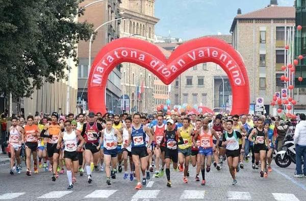 """Si corre la 39esima """"Maratonina di San Valentino"""""""
