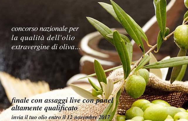 """""""Una Maratona di assaggi live"""". Comune e Cnr lanciano il concorso per oli di qualità"""