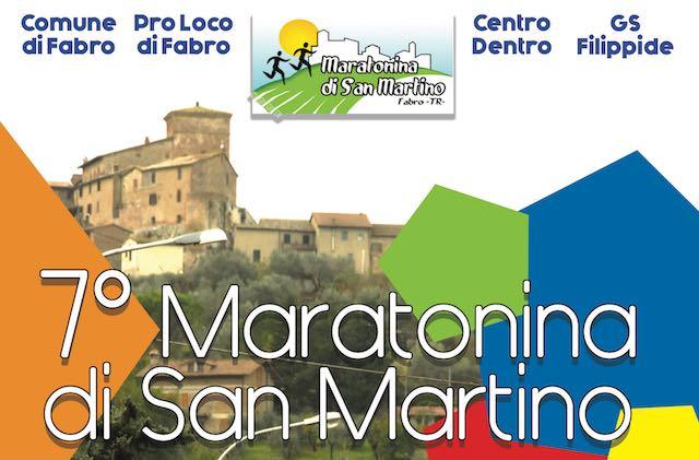 """Tutto pronto per la settima edizione della """"Maratonina di San Martino"""""""