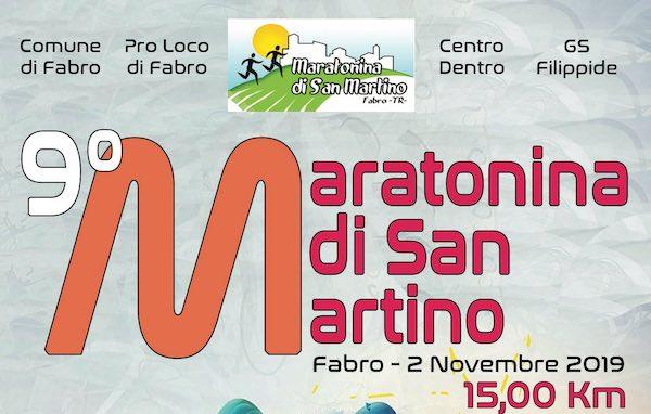 La 9° Maratonina di San Martino ed Airc insieme per la ricerca sul cancro