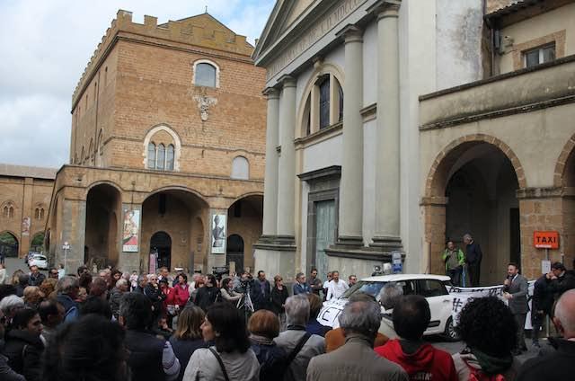 """#SaveOrvieto si appella alle istituzioni: """"Non c'è più tempo, servono atti ufficiali"""""""