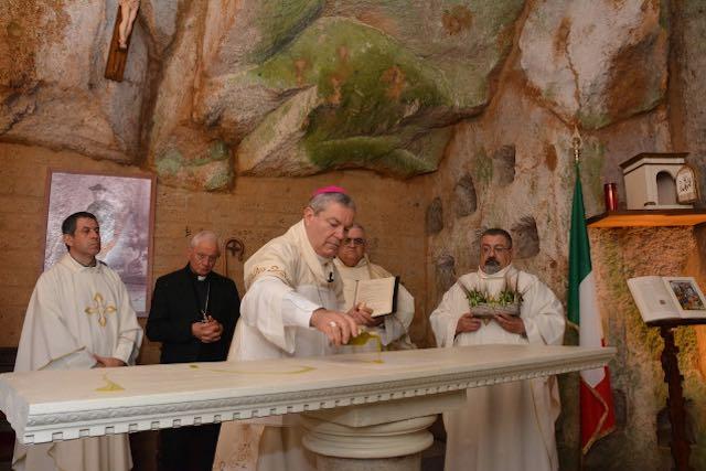 Alla Caserma Nino Bixio onorata la solennità di San Giovanni XXIII Papa